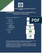 RECOMENDACIONES TICS.pdf
