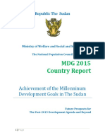 SUDAN-MDG-Report-2015-1