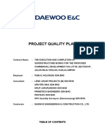 OAAO1-QAQC-PQP-00 COVER PAGE