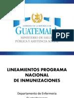 LINEAMIENTOS PNI 2020