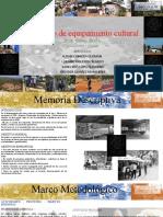 Proyecto de equipamiento cultural (1)