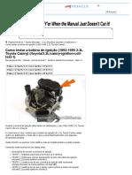 Parte 1 - Como testar a bobina de ignição (1992-1995 2.pdf