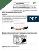 FORMATO GUÍA DE TRABAJO #2- ÉTICA - 6°