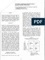 (Gupta Et Al, 1991) - Subsidiary Stratellic Roles