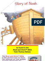The Story of Noah from the Read and Share Children's Bible