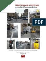 Alta Study - Streetcar and Bikes