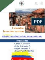 Colombia inversión extrema