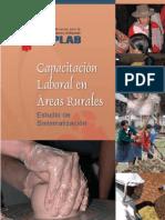 Capacitación Laboral en Áreas Rurales
