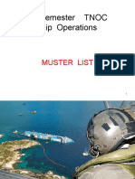 MUSTER  LIST-1