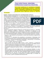 Op ANAF nr.1107 din 2020 Declaratia unica modificata