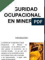 sso en mineria MOD 8