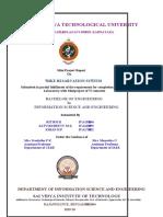 Fs Miniproject Report