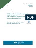 Especificacion UNE 0066 10 May 2020 Oficinas de Informacion Turistica PDF