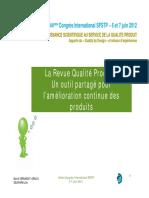 La Revue Qualité Produit _ Un outil partagé pour l amélioration continue des produits.pdf