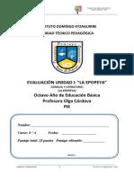 Guía 4- octavo básico-lengua y lit.- PIE
