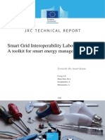 Smart Grid Interoperability Laboratory a Toolkit for Smart Energy Management