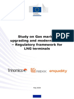 Study on Gas Market Upgrading and Modernisation