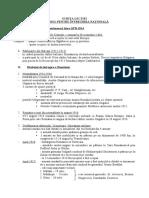 SCHIȚA LECȚIEI  RĂZBOIUL PENTRU ÎNTREGIREA NAȚIONALĂ (3)