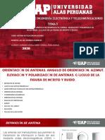 TEMA 5-ORIENTACION DE ANTENAS