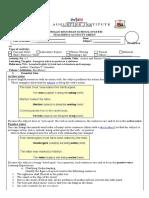 english 9 activity sheet