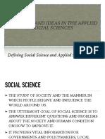 definingsocialsciencesandappliedsocialsciences-190710132923