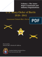 US Army WW1 Ord Battle Vol1