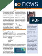 PROGEO newsletter 12 01