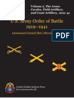 US Army WW1 Ord Battle Vol2