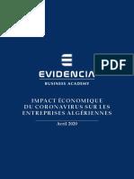 Enquete sur l'impact du COVID19 sur   les entreprises dz