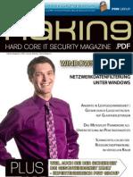 Windows Filtering Platform Hakin9!01!2011