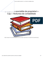 Ghid pentru asociatiile de proprietari » Cap. I -Notiunea de contabilitate _ Asopro