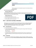 2.2.2.5 Lab - Basic Data Analytics