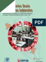 Observatorios Socio Económicos Laborales