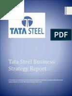 Tata Steel Business Strategy 2014