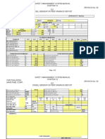 E21 Diesel Generator Performance Report_Rev.00