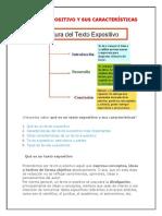 TEXTO EXPOSITIVO-CONTENIDO