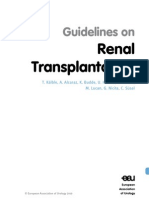 Renal Transplantation 2010