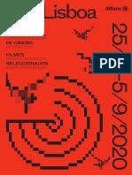 Filmes Seleccionados - IndieLisboa 2020