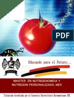 InfoMaster_Nutrigenomica_Nutrición_Personalizada