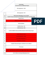Learning Plan Dec 2017-Apr 2018
