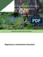 Clase 3 Regimes Forestales