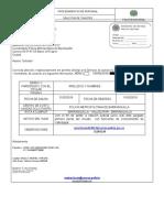 2PP-FR-0008 SOLICITUD DE TIQUETES