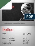 Azorin, Almudena Alcubierre 2ºbach C