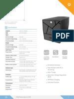 UPLI-LI150KE-CG01B_Datasheet_Keen 1500_Datasheet