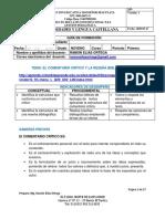 GUIA 1 EL COMENTARIO CRITICO Y LA RESEÑA BIBLIOGRAFICA.pdf