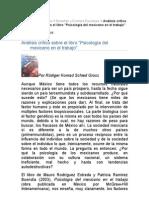 psicologia mexicano