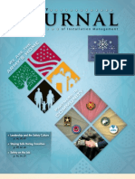 U.S. Army Journal of Installation Management, Winter 2011