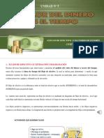 UNIDAD NRO 5 VALOR DEL DINERO EN EL TIEMPO (FACTORES)