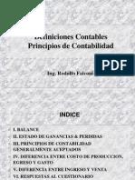 1ra-Definiciones Contables (Ppt)