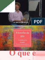 Filosofia Da Arte_Teorias Essencialistas